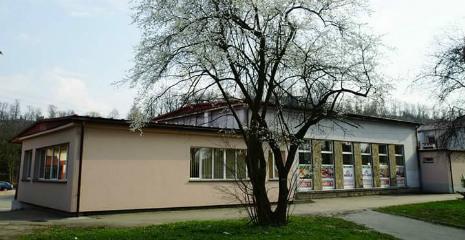 kontakt tkkf dobczyce budynek hala sportowa