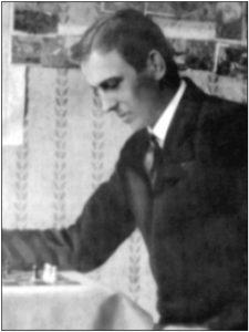 patron sekcji szachowej Józef Dominik