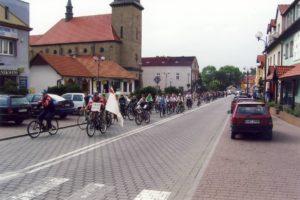 przejazdy rowerowe